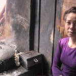 Cooking at the Ha Giang soup house
