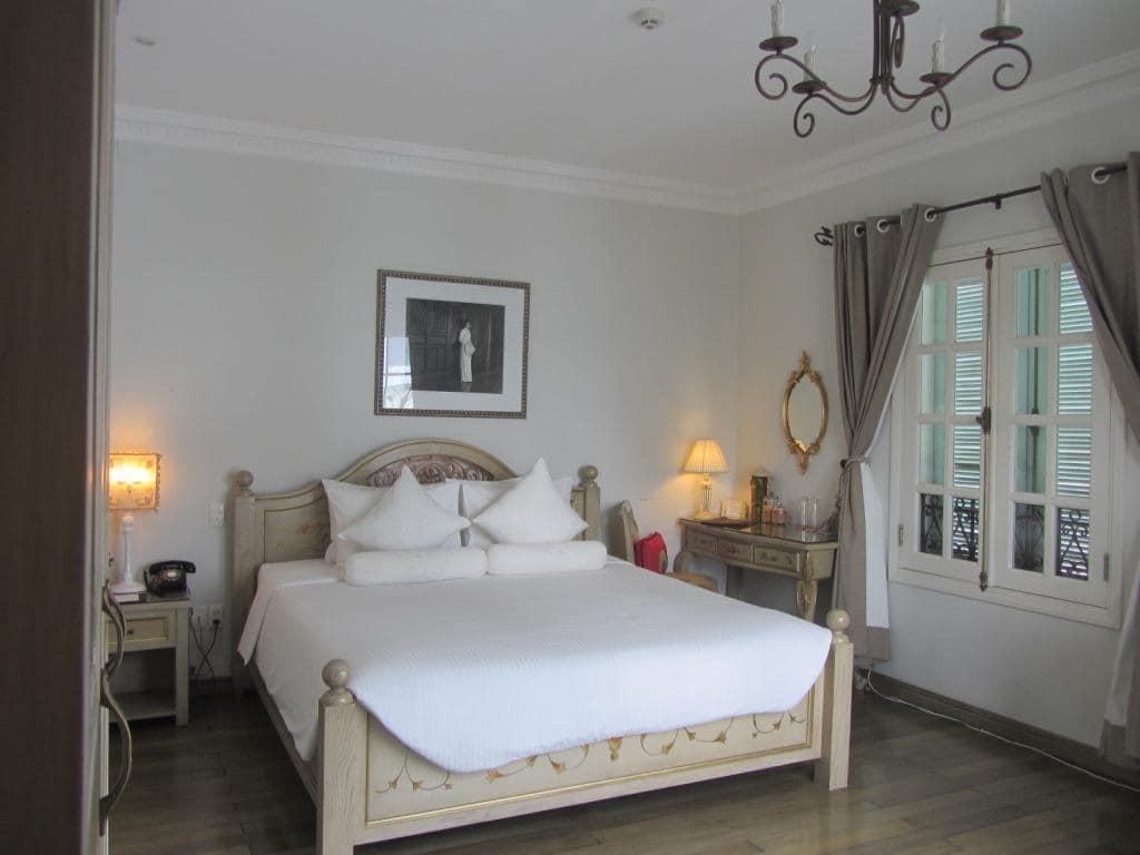 Guest room, Ma Maison Hotel, Saigon