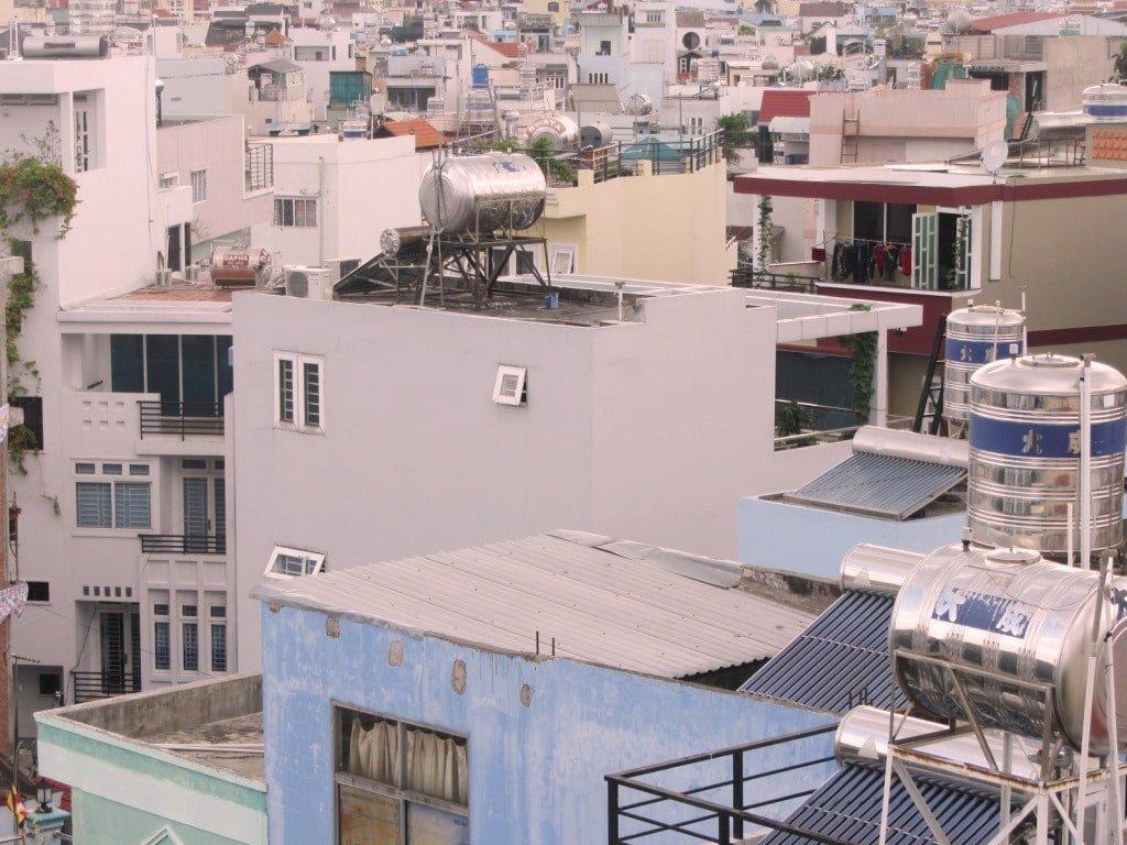View from Ma Maison Hotel, Saigon