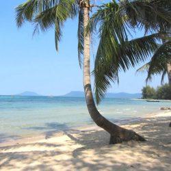 Phu Quoc Island beach, Vietnam