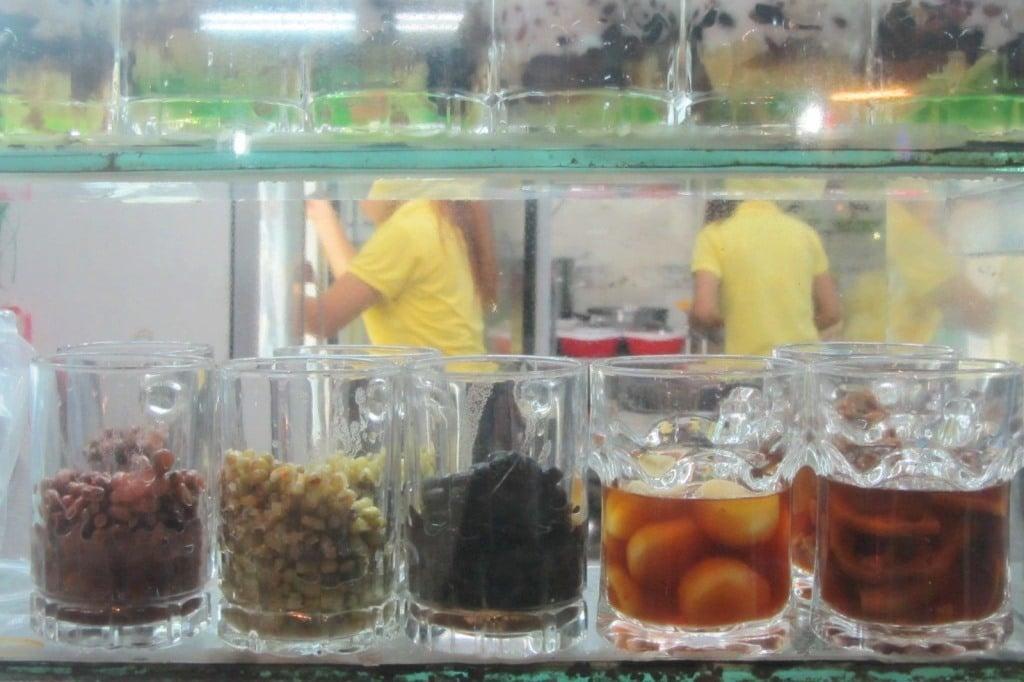 Variety at Chè Mỹ, Saigon