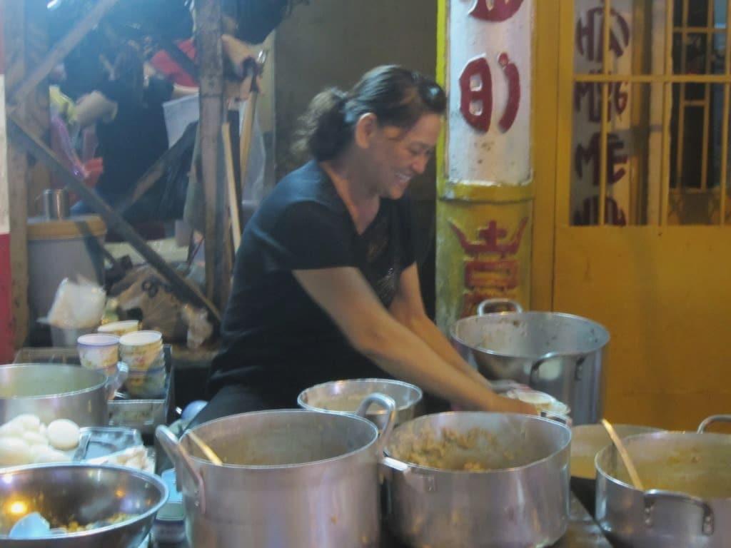 Chè Ông Mập, Saigon