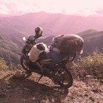 Vietnam Motorbike Route Map
