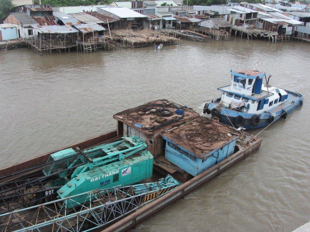 Nam Can, Mekong Delta