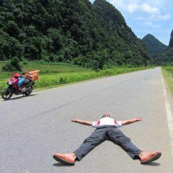 Motorbike road trip, Vietnam