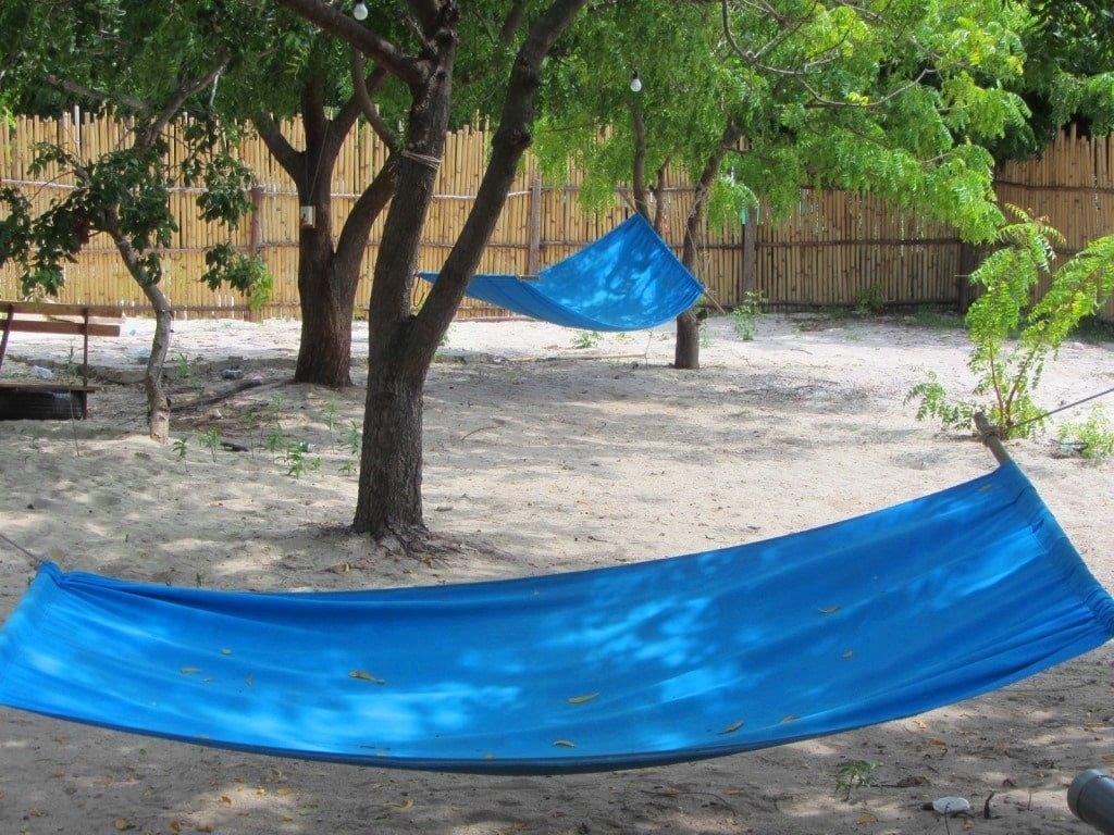Dao Hoa Vang Camping, Binh Lap Beach, Cam Ranh Bay