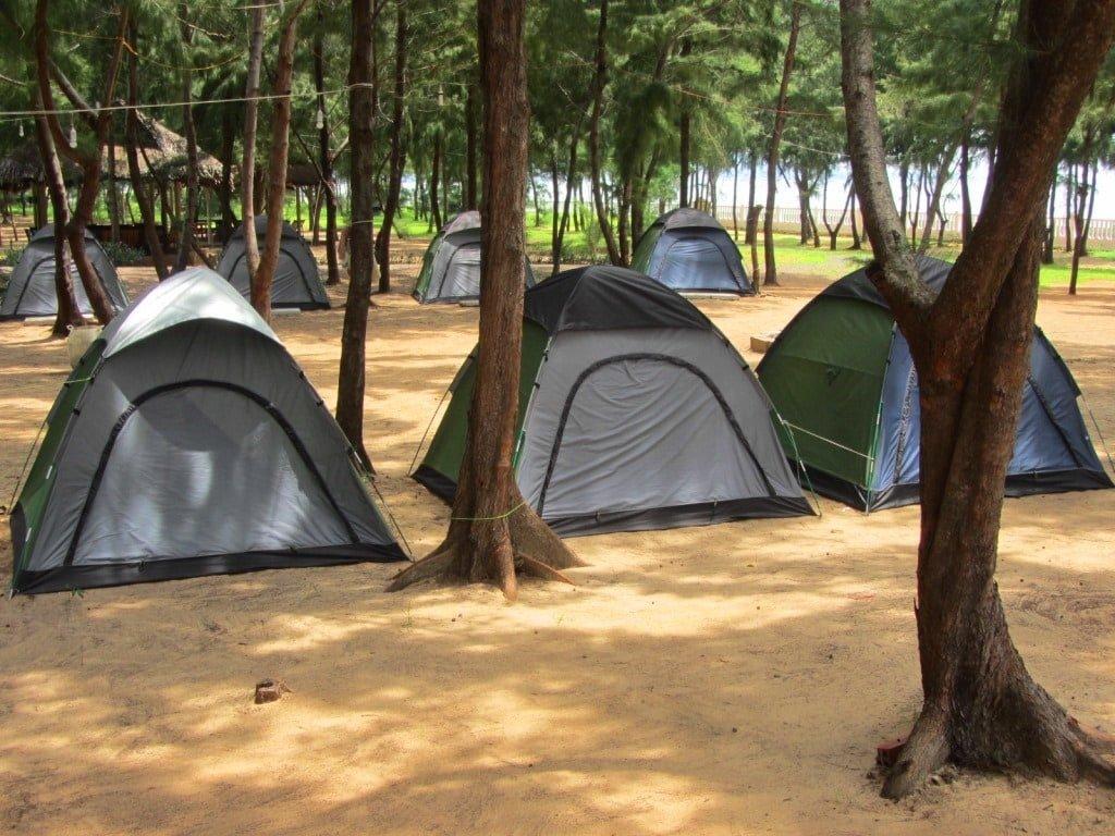 Zenna Pool Camp, Long Hai Beach, Vietnam