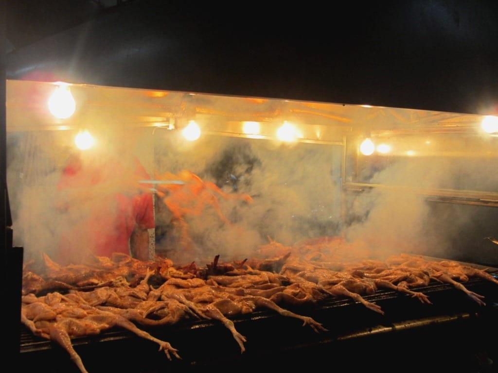 Grilled Chicken Corner, Saigon