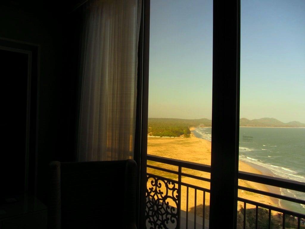 Sea view room, The Grand Ho Tram Casino & Resort