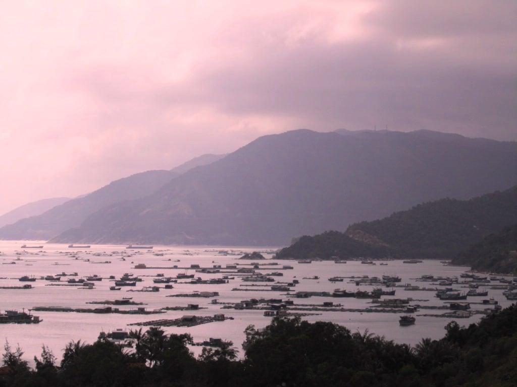 Lang Co, near the Hai Van Pass, Vietnam