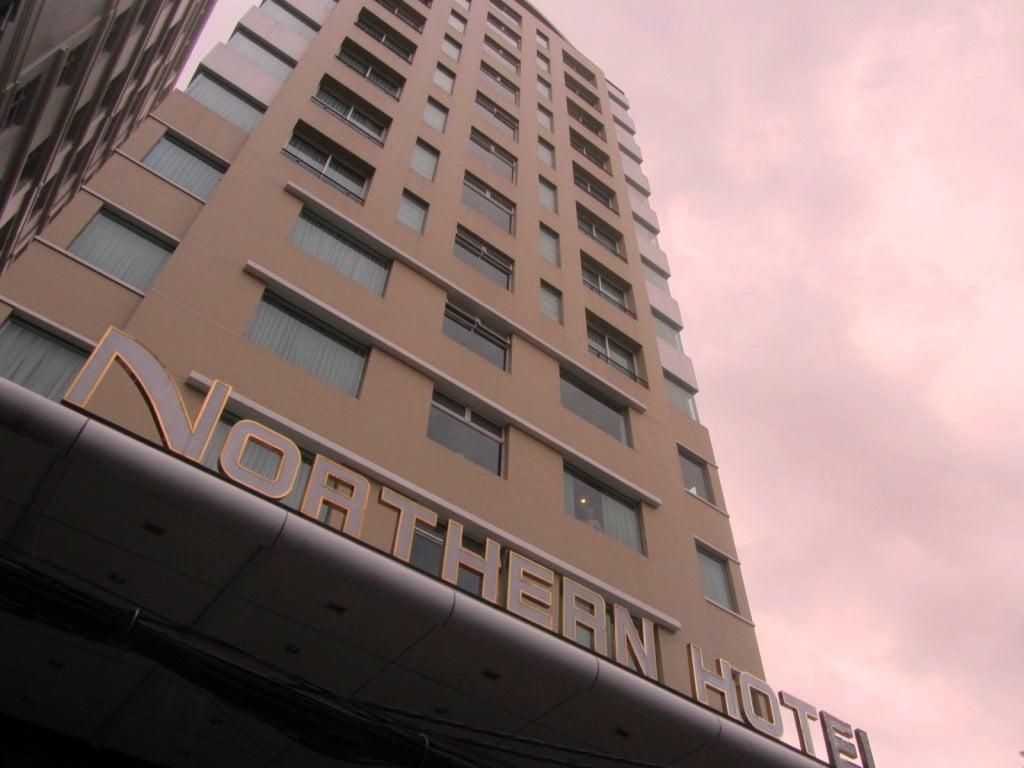 The Northern Hotel, Saigon, Vietnam