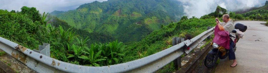 The Ho Chi Minh Road to Prao, Vietnam
