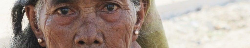 Portrait of Ms Ca, Binh Thuan Province, Vietnam