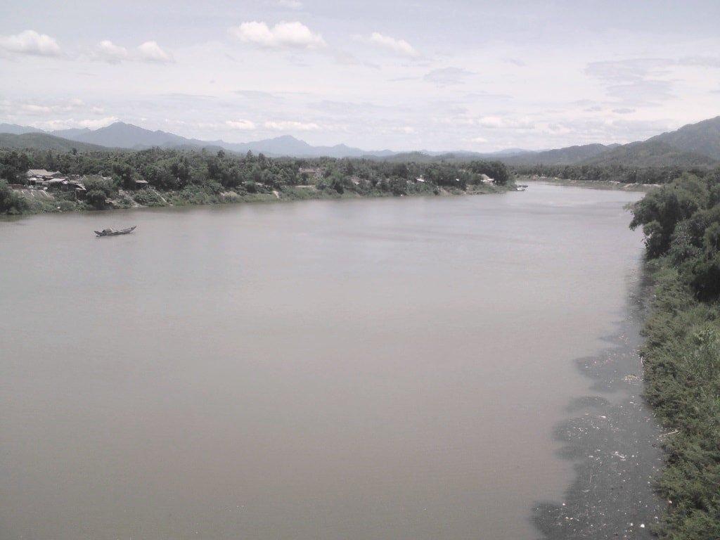 The Cai River, Ninh Thuan Province, Vietnam
