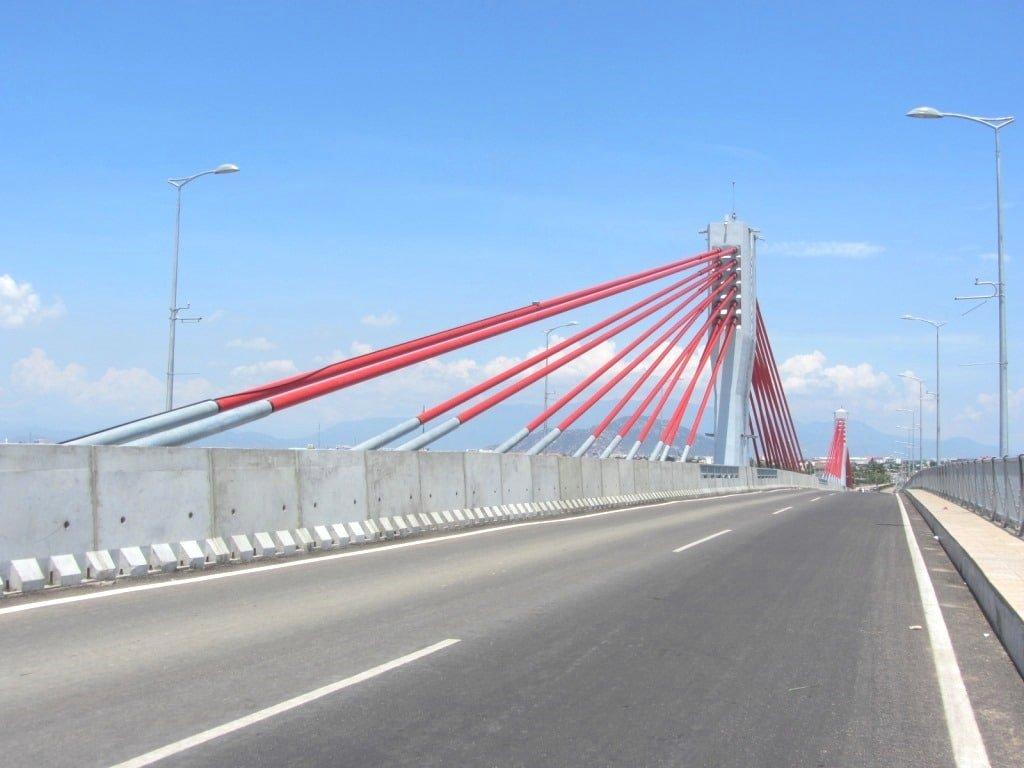 An Dong Bridge, Phan Rang, Vietnam