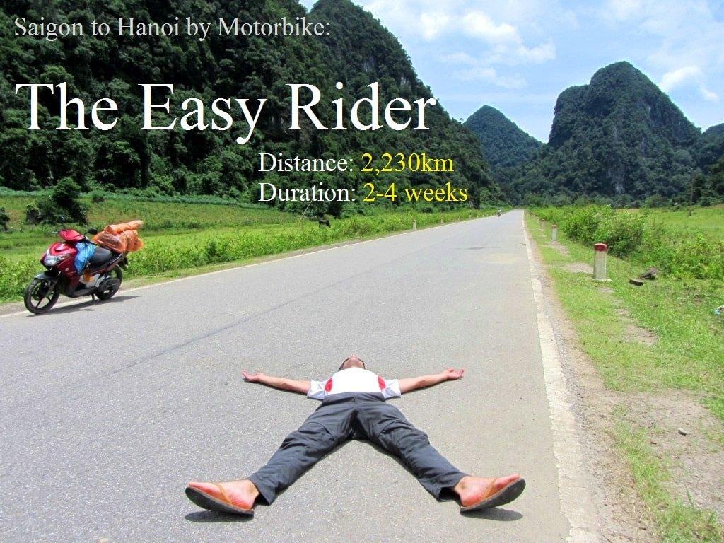 Saigon to Hanoi by Motorbike: The Easy Rider Route