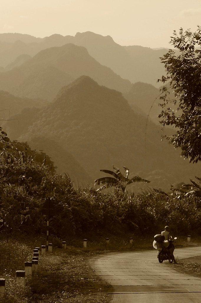 The Western Ho Chi Minh Road, Vietnam
