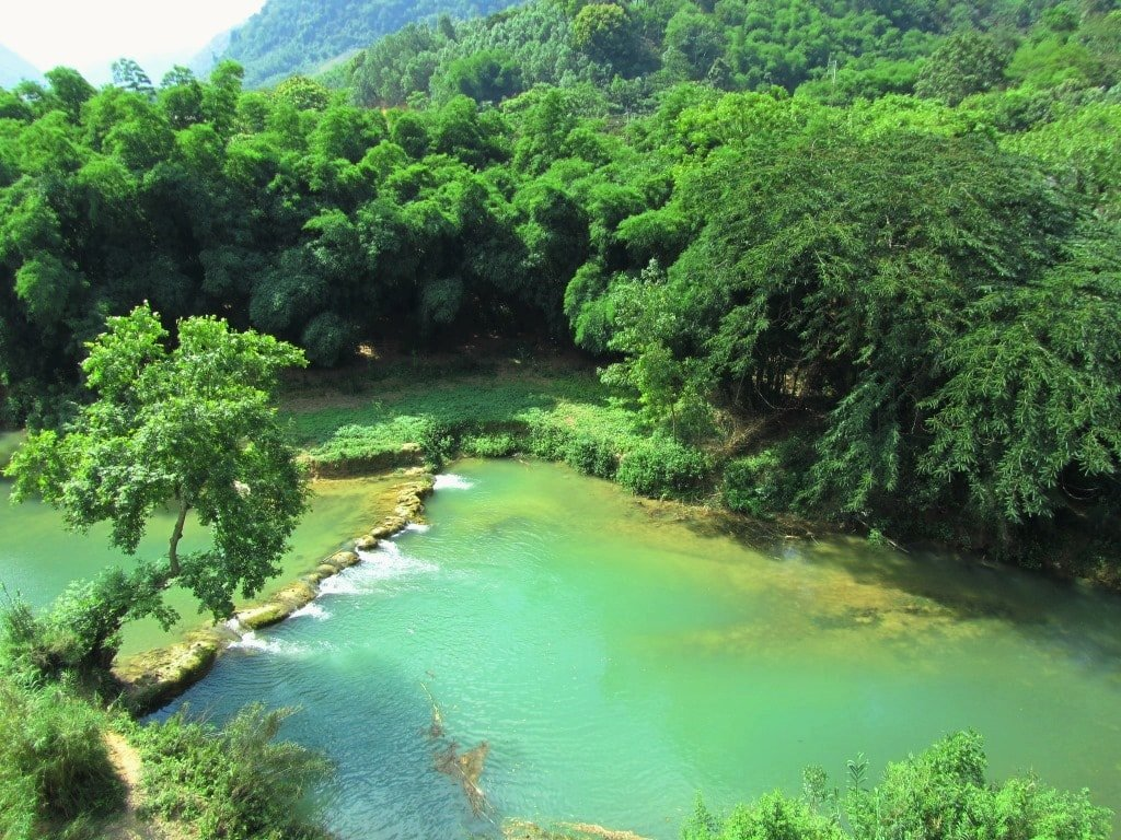 River in Cuc Phuong National Park, Vietnam