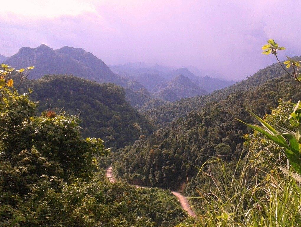 Phong Nha Ke Bang National Park, Western Ho Chi Minh Road, Vietnam