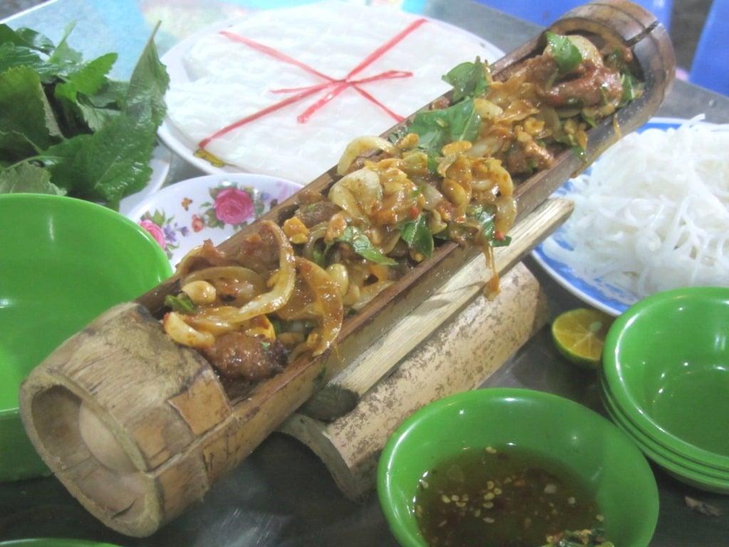 Saigon's Street Food Ghettos, Thanh Da Island, District 2, Vietnam