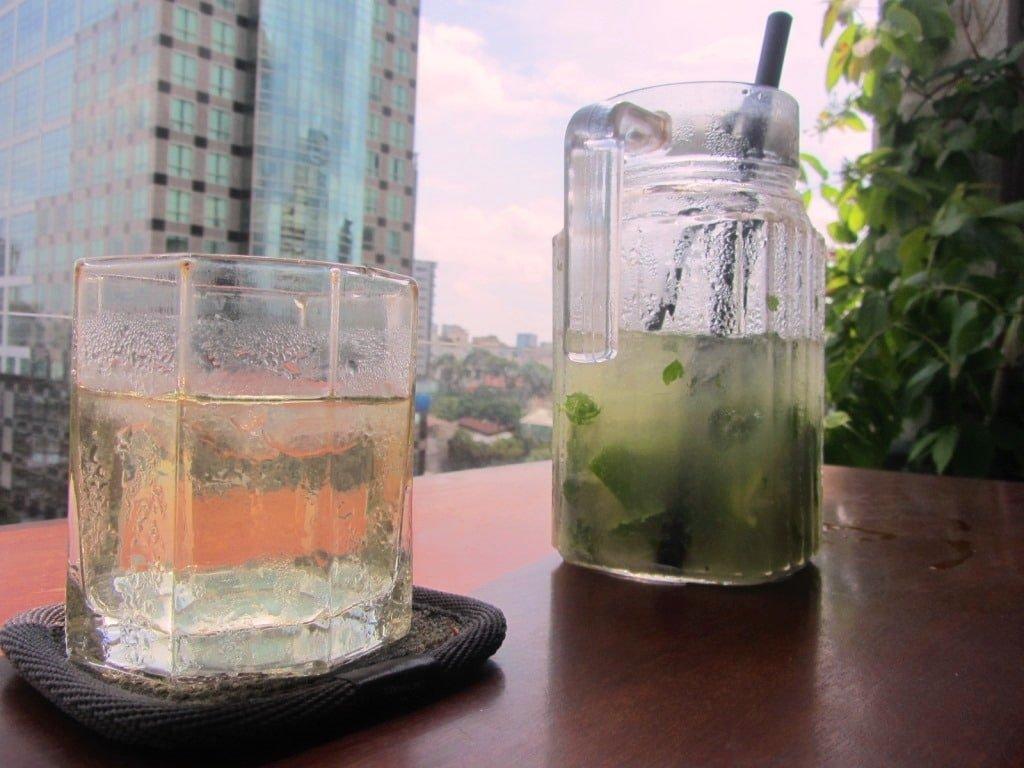 Buihaus Cafe, 42 Nguyen Hue Walking Street, Saigon