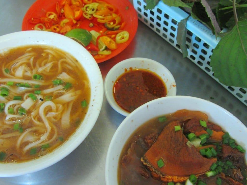 Goat noodle soup, 189 Nguyen Chi Thanh, Chinatown, Saigon