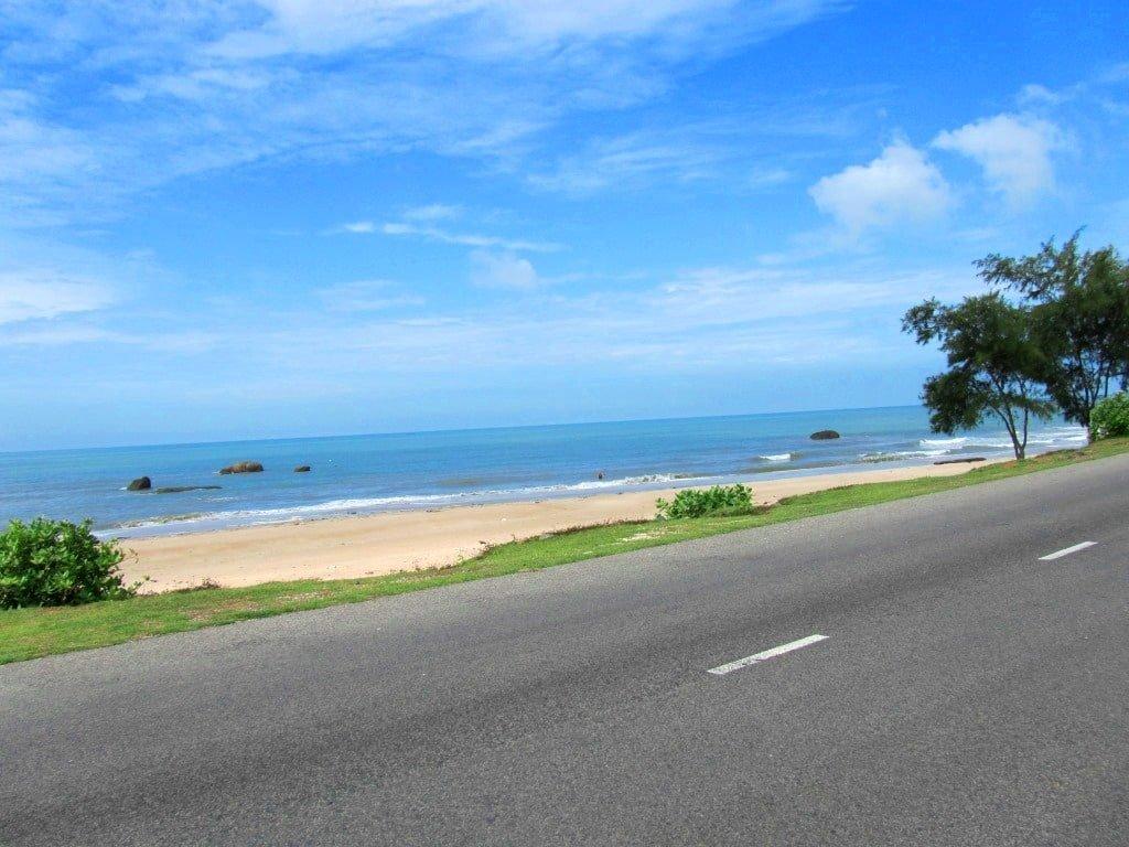 The Ocean Road, Ho Coc Beach, Vietnam