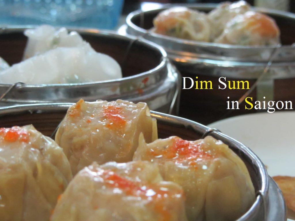 Dim Sum in Saigon, Ho Chi Minh City, Vietnam