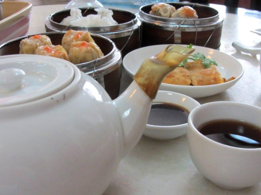 Dim Sum at Tan Nguyen Thai, Saigon, Ho Chi Minh City, Vietnam