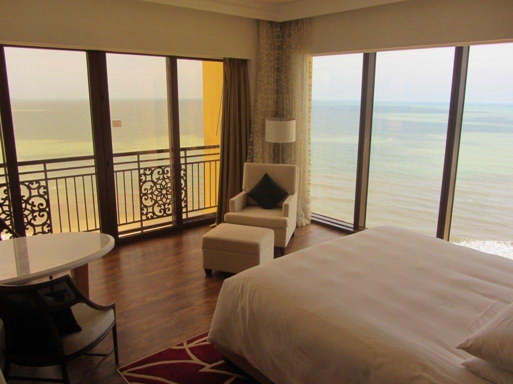 Room at The Grand Ho Tram Beach Hotel, Vietnam