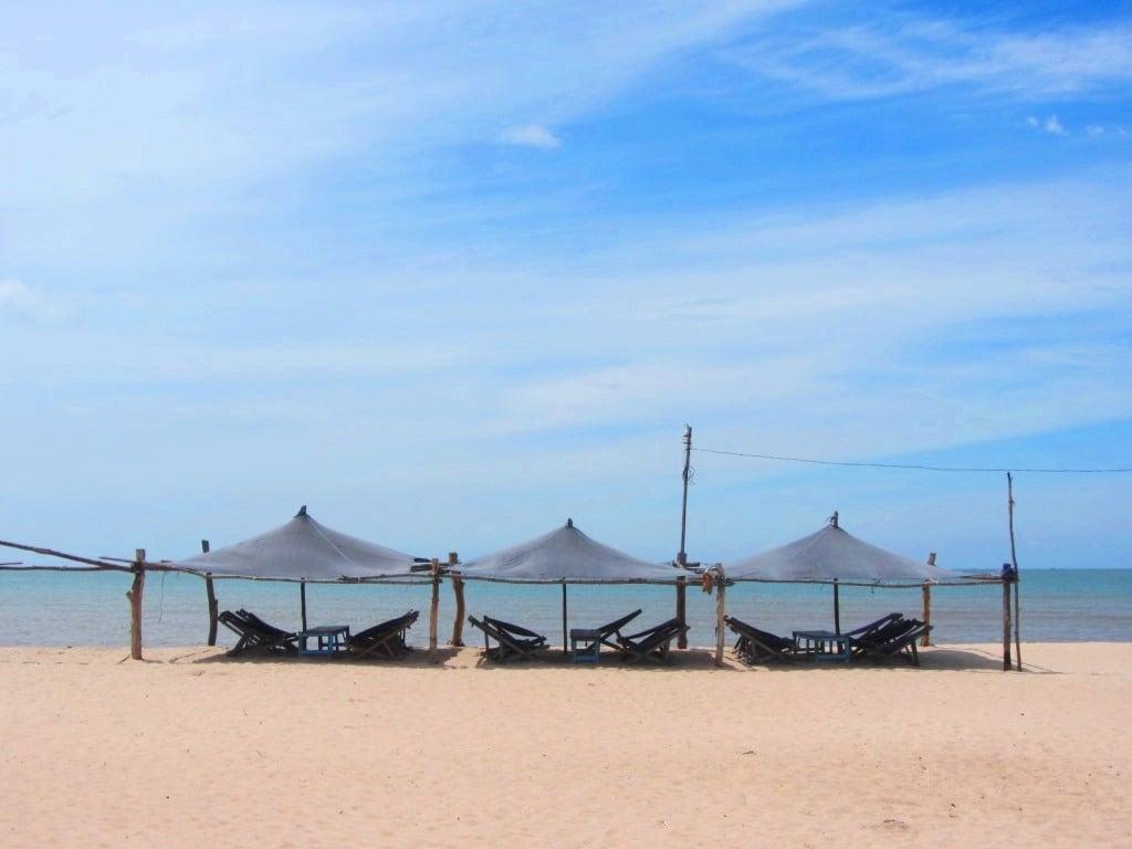 Ho Coc & Ho Tram beaches, Vietnam