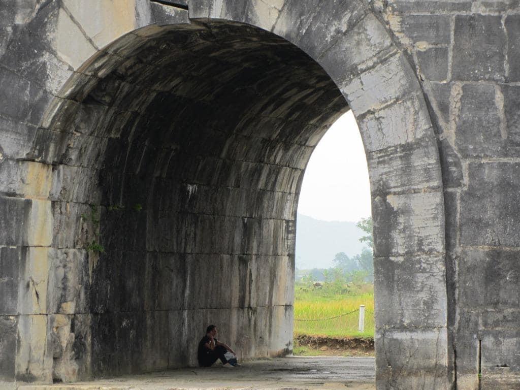 Ho Citadel, northern Vietnam
