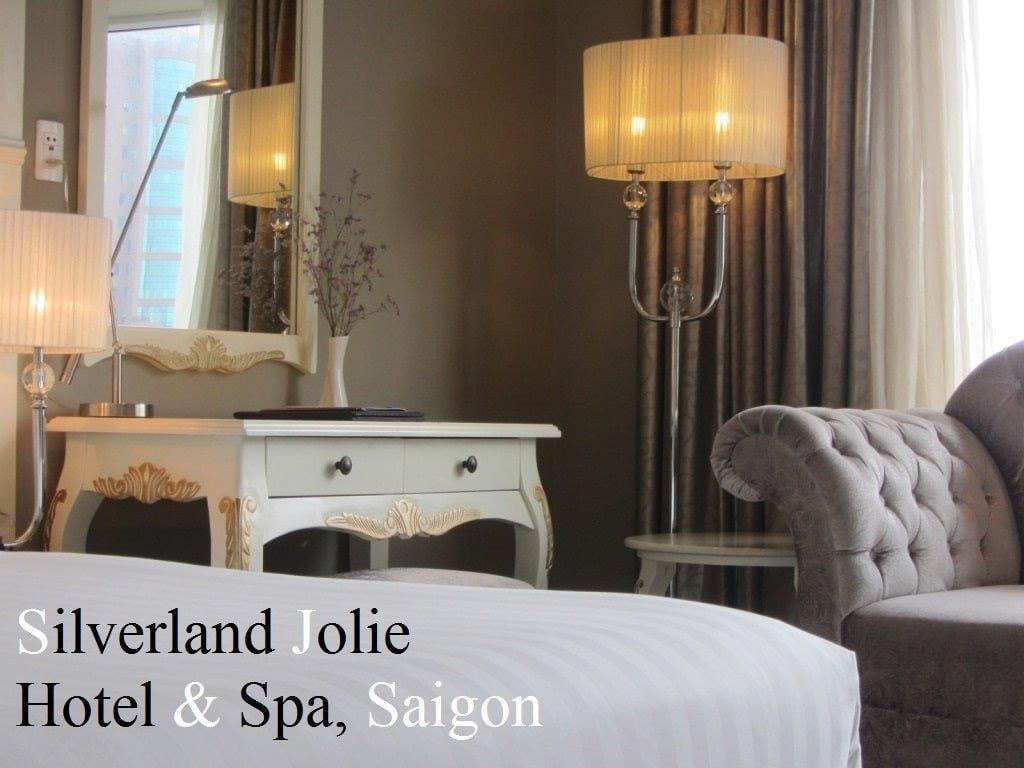 Silverland Jolie Hotel & Spa, Saigon, Ho Chi Minh City, Vietnam