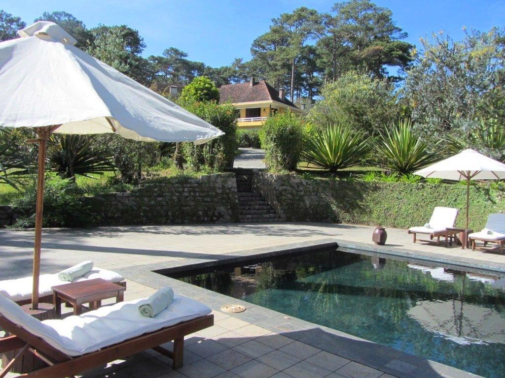 Ana Mandara Villas Reosrt & Spa, Dalat, Vietnam