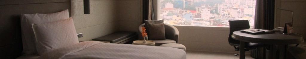 Hotel Nikko, Saigon, Ho Chi Minh City, Vietnam