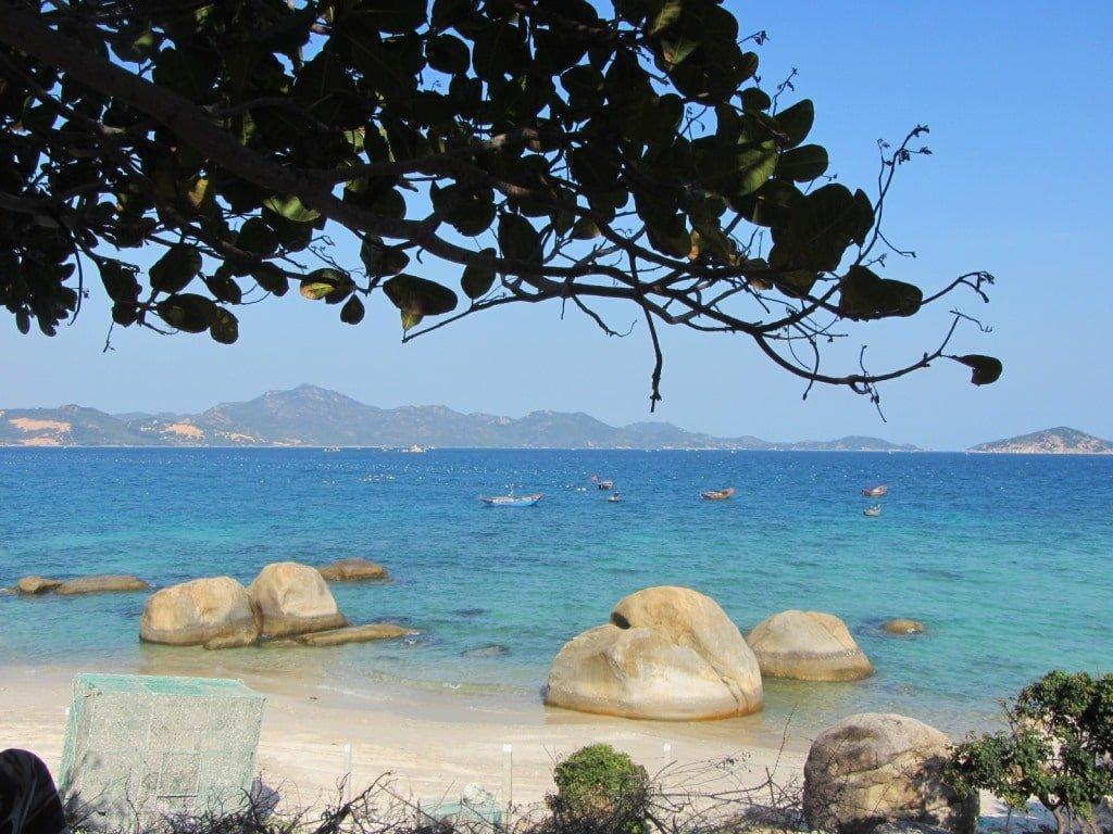 Cam Lap Promontory, Binh Lap Beach, Vietnam