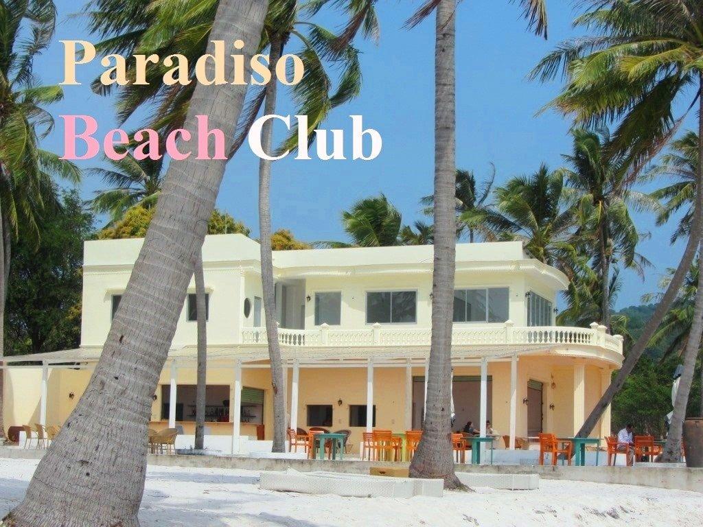 Paradiso Beach Club, Sao Beach, Phu Quoc Island