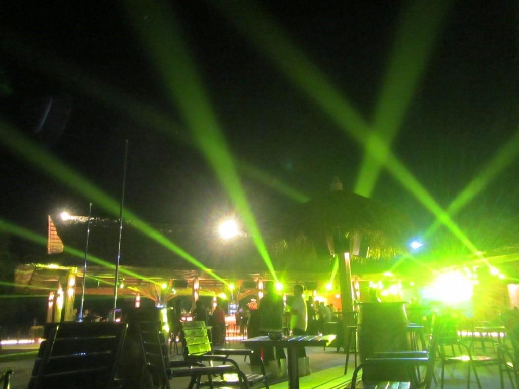 Clubbing in Quang Ngai, Vietnam