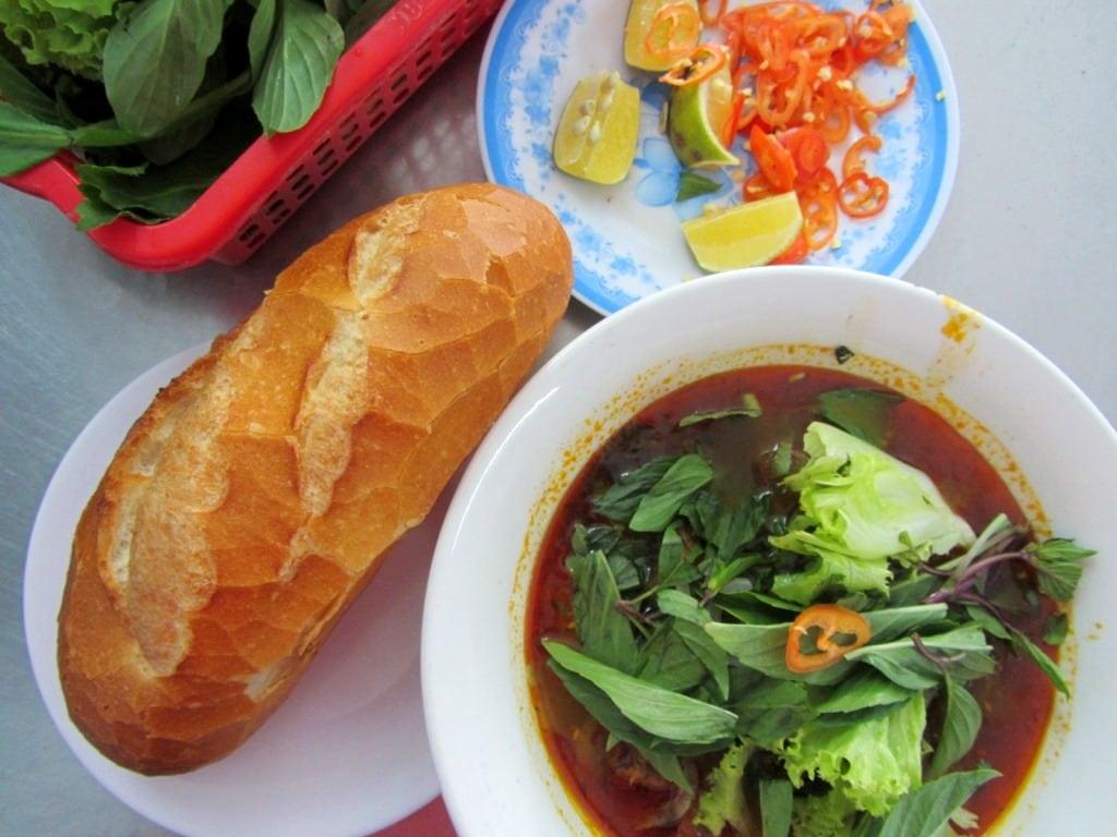 Bò kho (beef stew), Saigon, Ho Chi Minh City, Vietnam
