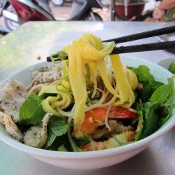 Mi Quang 85 noodle house, Saigon, Ho Chi Minh City, Vietnam