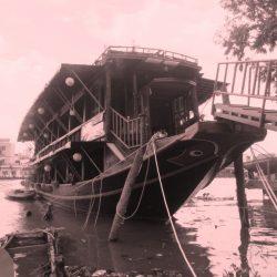 The Boat Cafe, Saigon