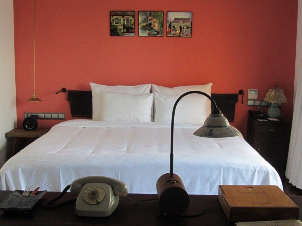 The Myst Dong Khoi hotel, Saigon, Ho Chi Minh City