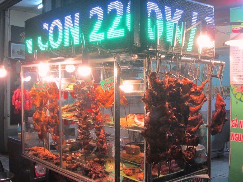 Hieu Map BBQ shop, Saigon, Ho Chi Minh City