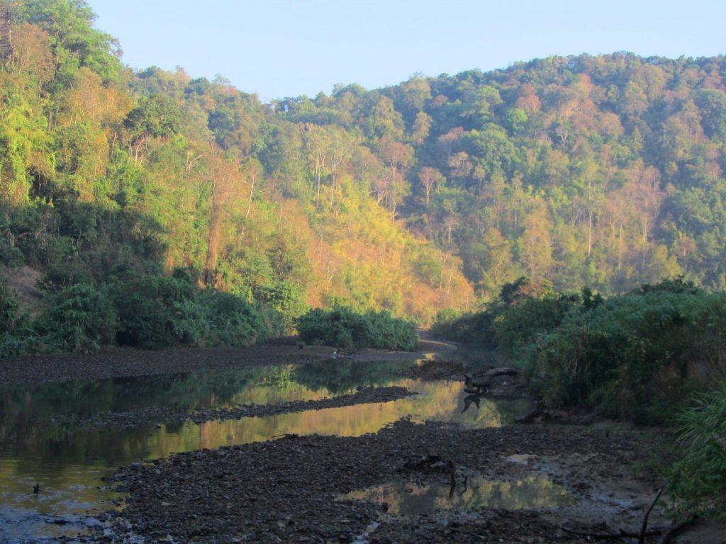 Nga River, Binh Thuan Province, Vietnam
