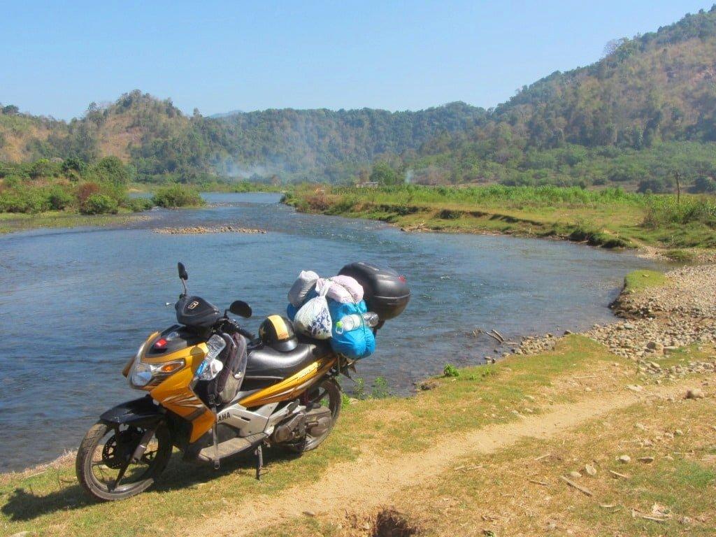 La Nga River, Binh Thuan Province, Vietnam