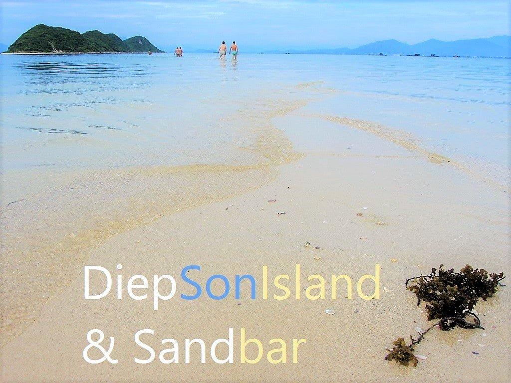 Diep Son Island, Hon Bip, Van Phong Bay, Vietnam