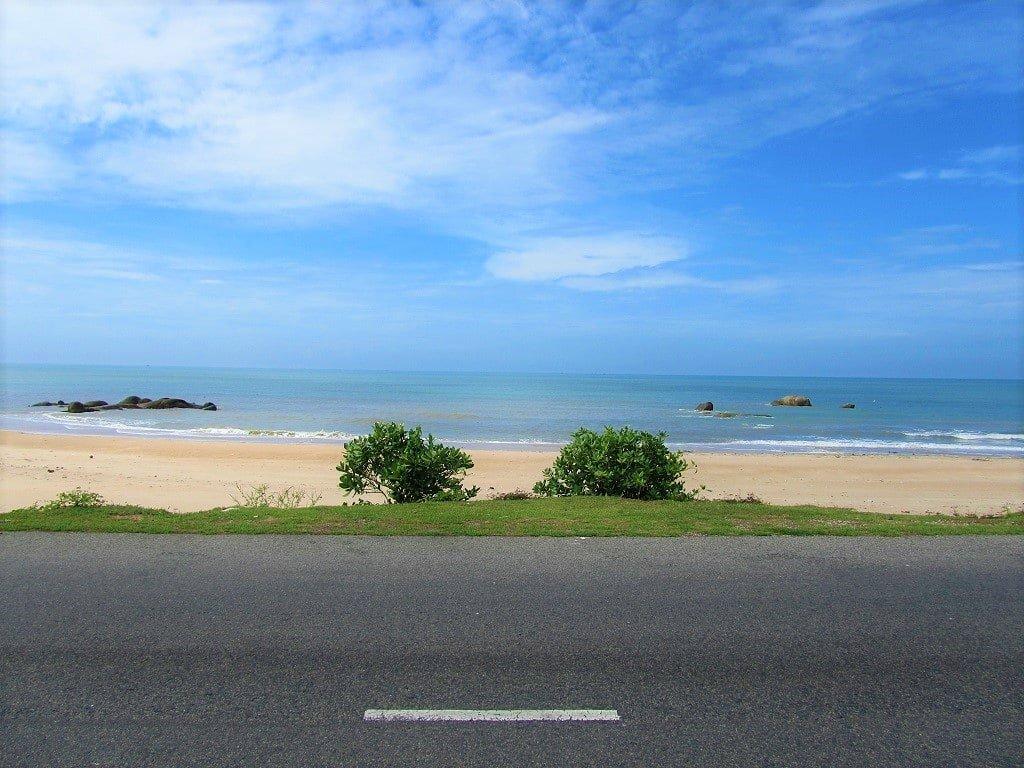 The Ocean Road, Saigon to Mui Ne, Vietnam