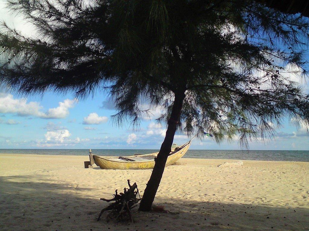 Ho Tram Beach, the Ocean Road, Vietnam