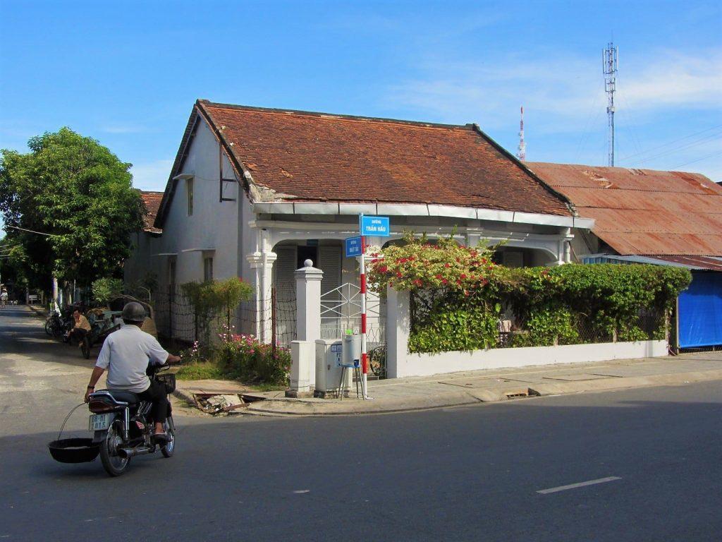 Quiet streets, Ha Tien, Mekong Delta, Vietnam
