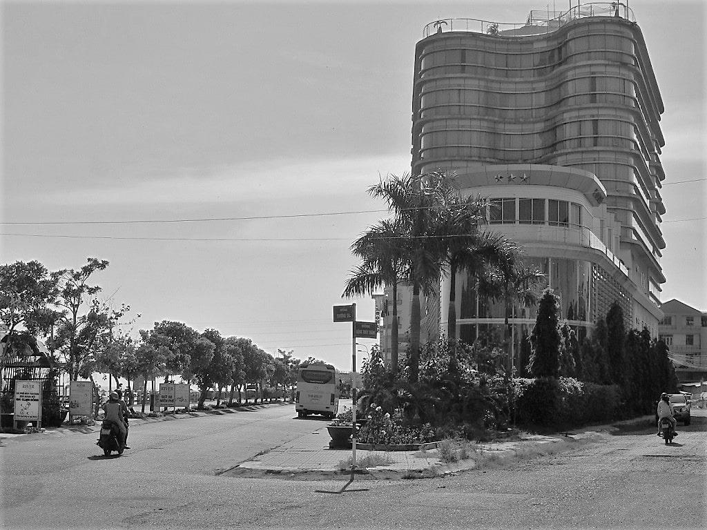 River Hotel, Ha Tien waterfront, Mekong Delta, Vietnam